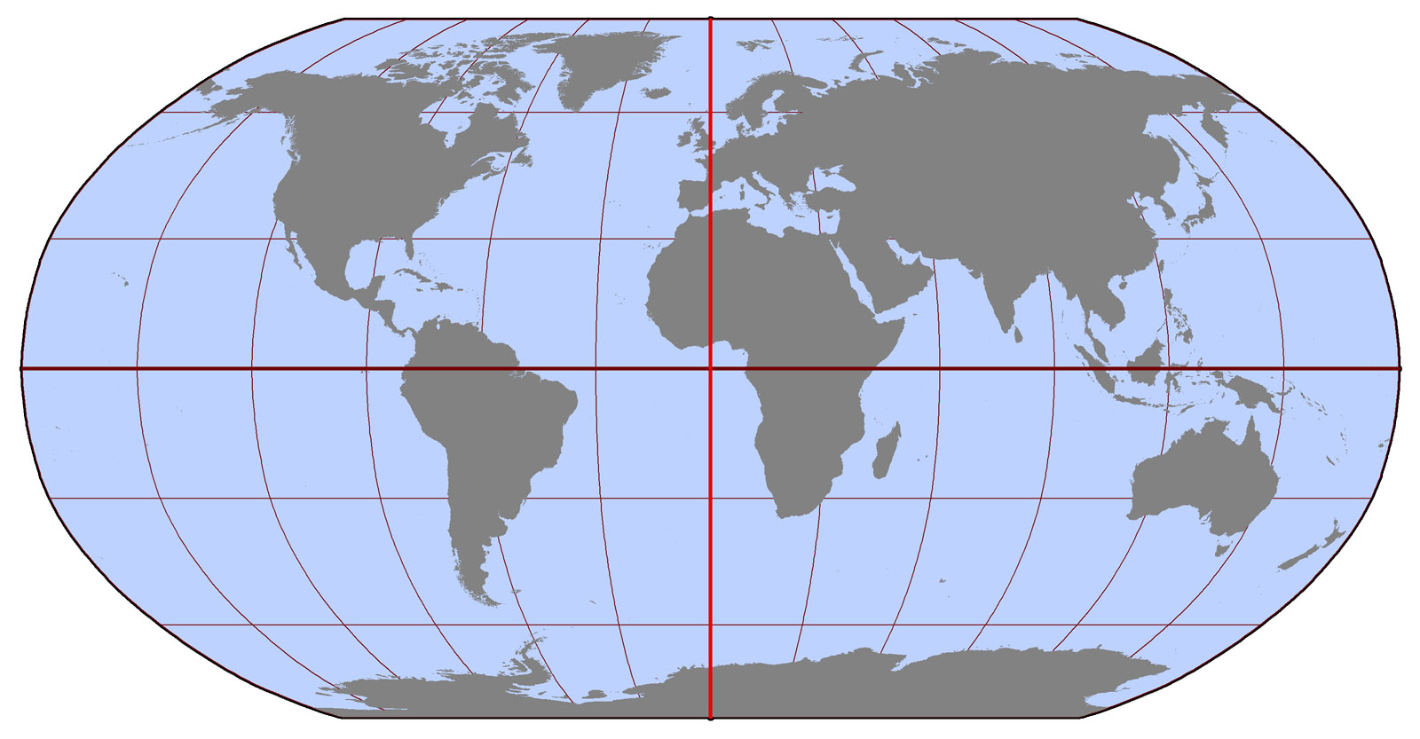 FilePrimemeridian Nolabelsjpg Wikimedia Commons - Map of the world with no labels