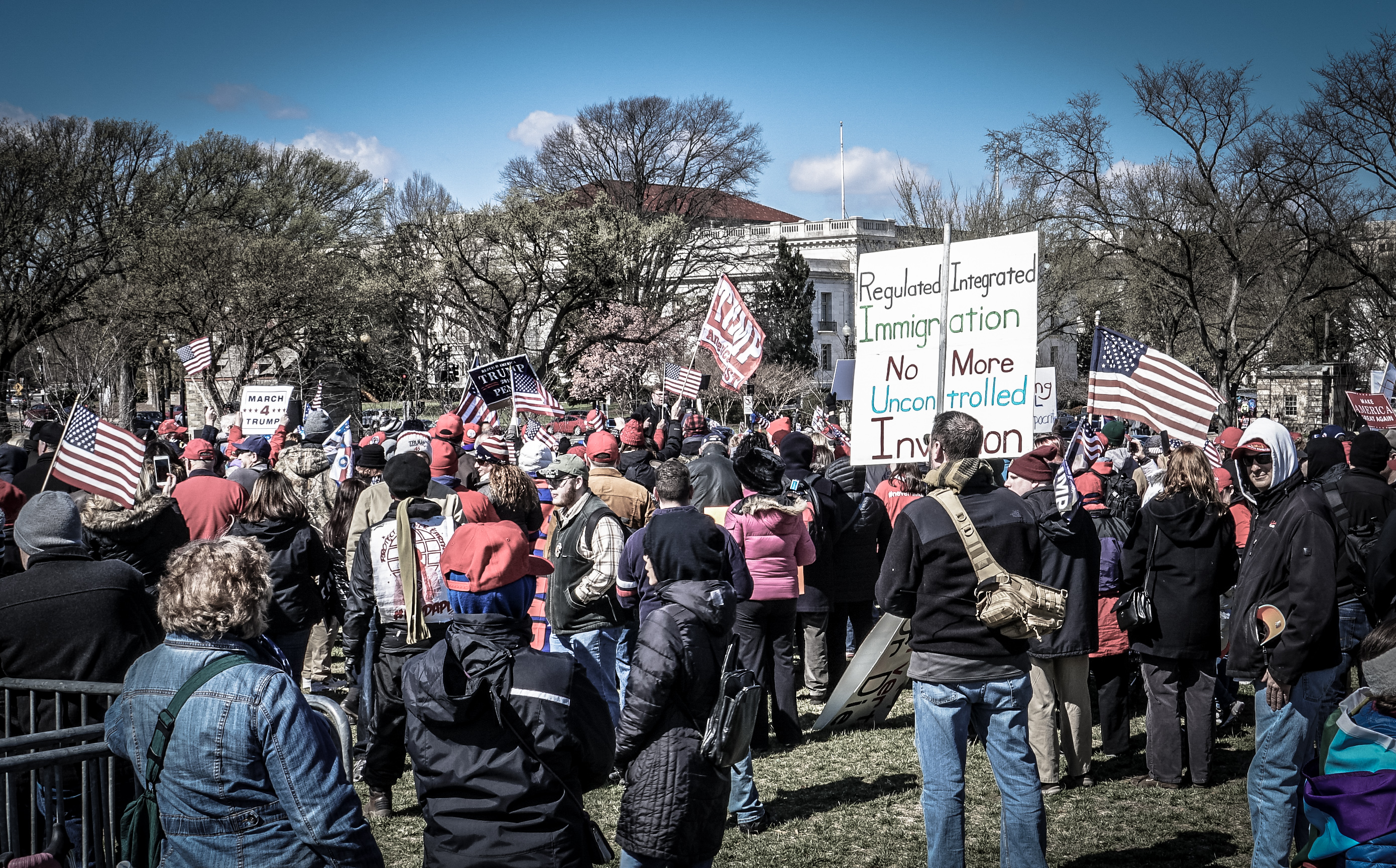 Demonstrations in support of Donald Trump - Wikipedia