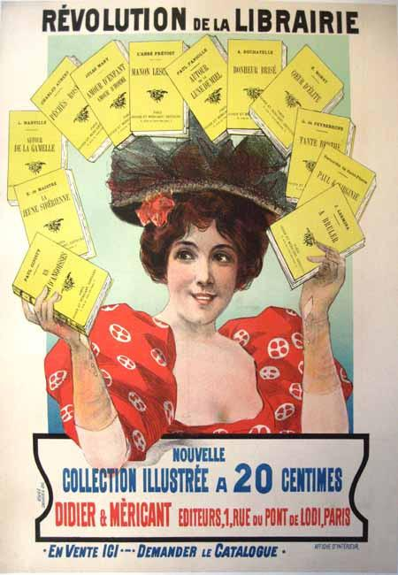 Revolution de la librairie - Nouvelle Collection Illustree a 20 centimes - Didier et Mericant.jpg