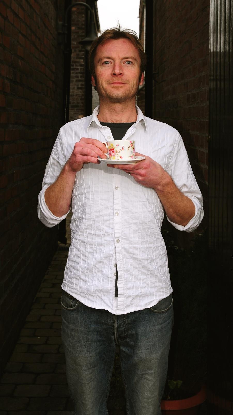 Richard Dormer Gentlemen S Tea Drinking Society Review