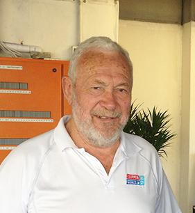 Robin Knox-Johnston British yacht racer
