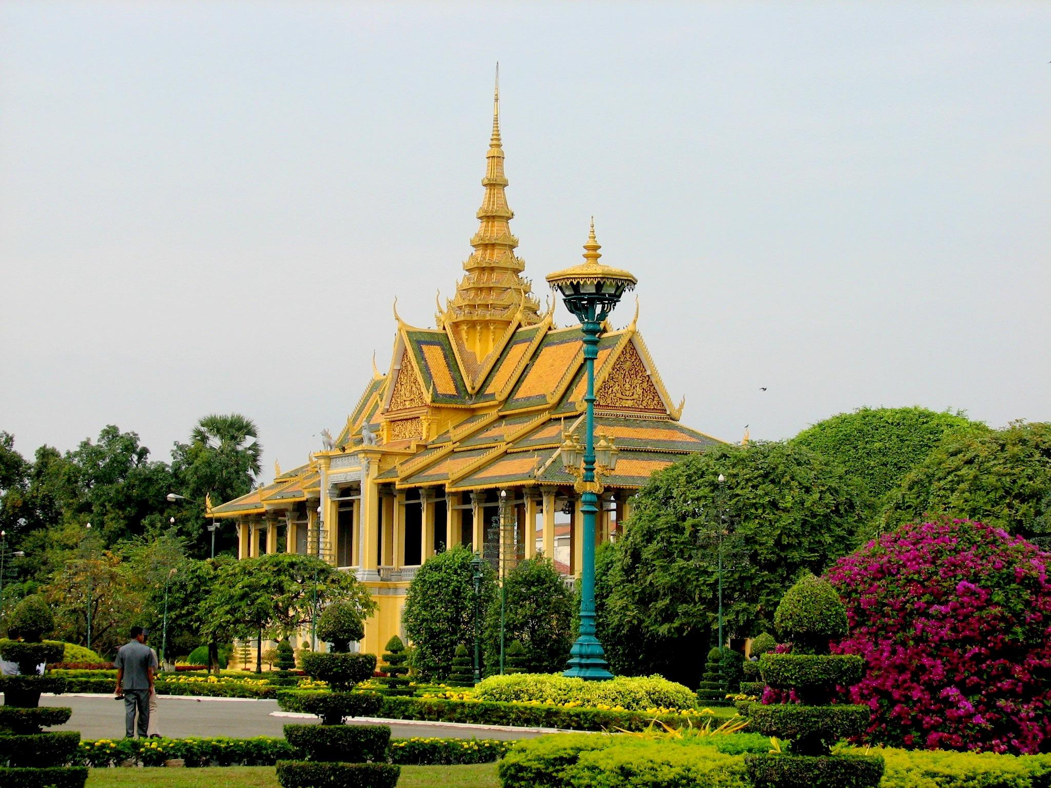 Phnom Penh Cambodia  city photo : ... ពិពណ៌នា Royal Palace, Phnom Penh Cambodia 14