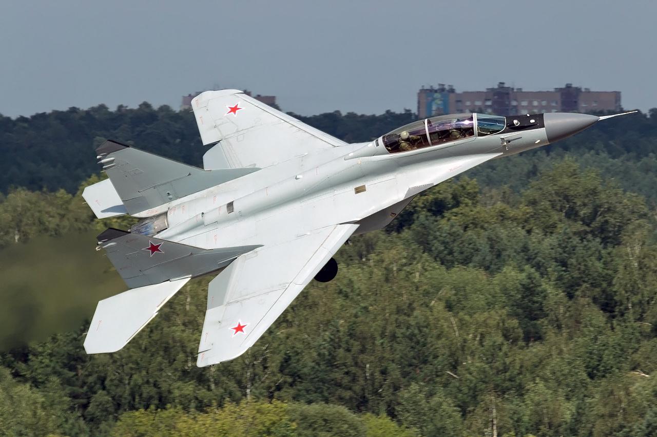 Mikoyan MiG-29M - Wikipedia
