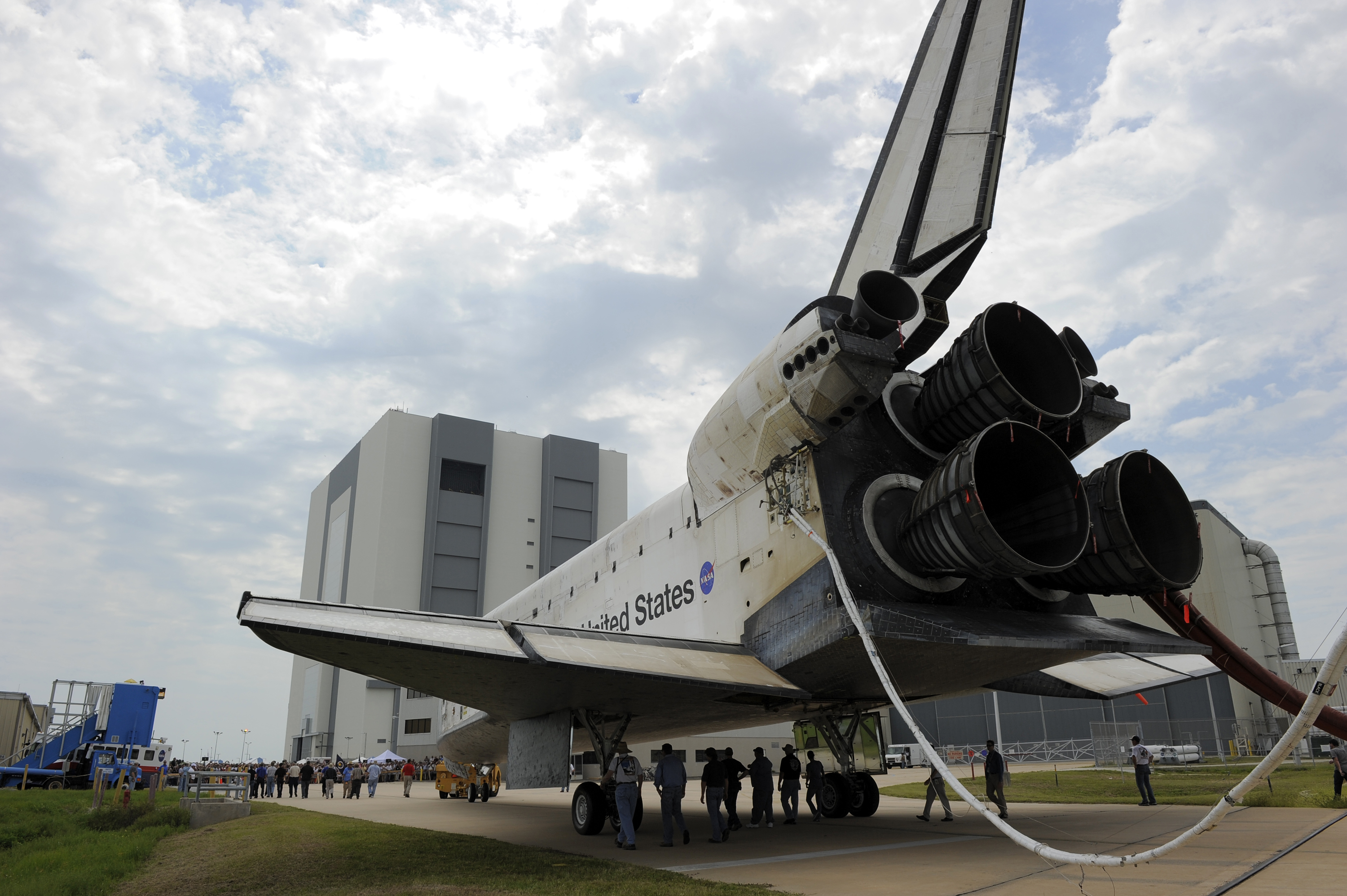 sts 135 space shuttle atlantis - photo #14