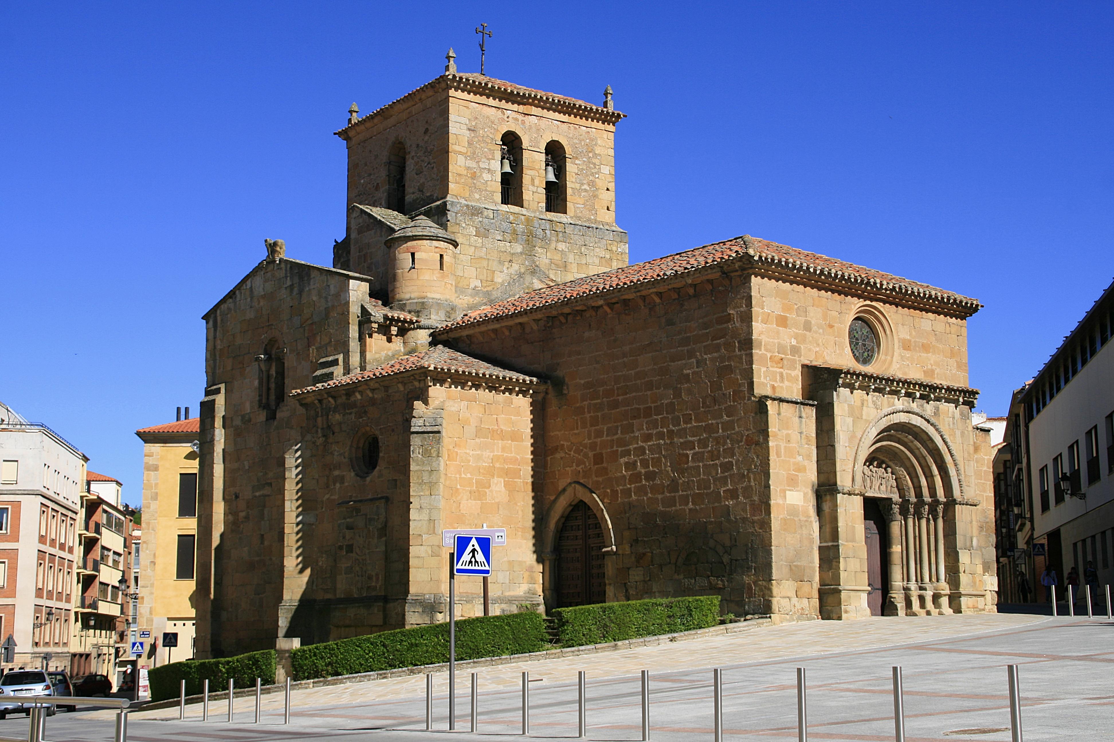 Iglesia de San Juan de Rabanera - Wikipedia, la enciclopedia libre