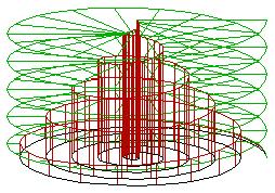 Schraube und archimedische Spirale.png