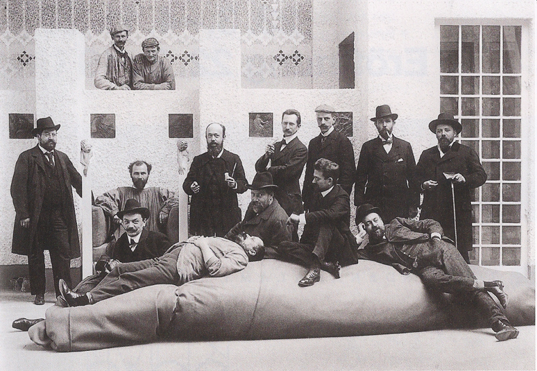 Secession Group, Wien 1902