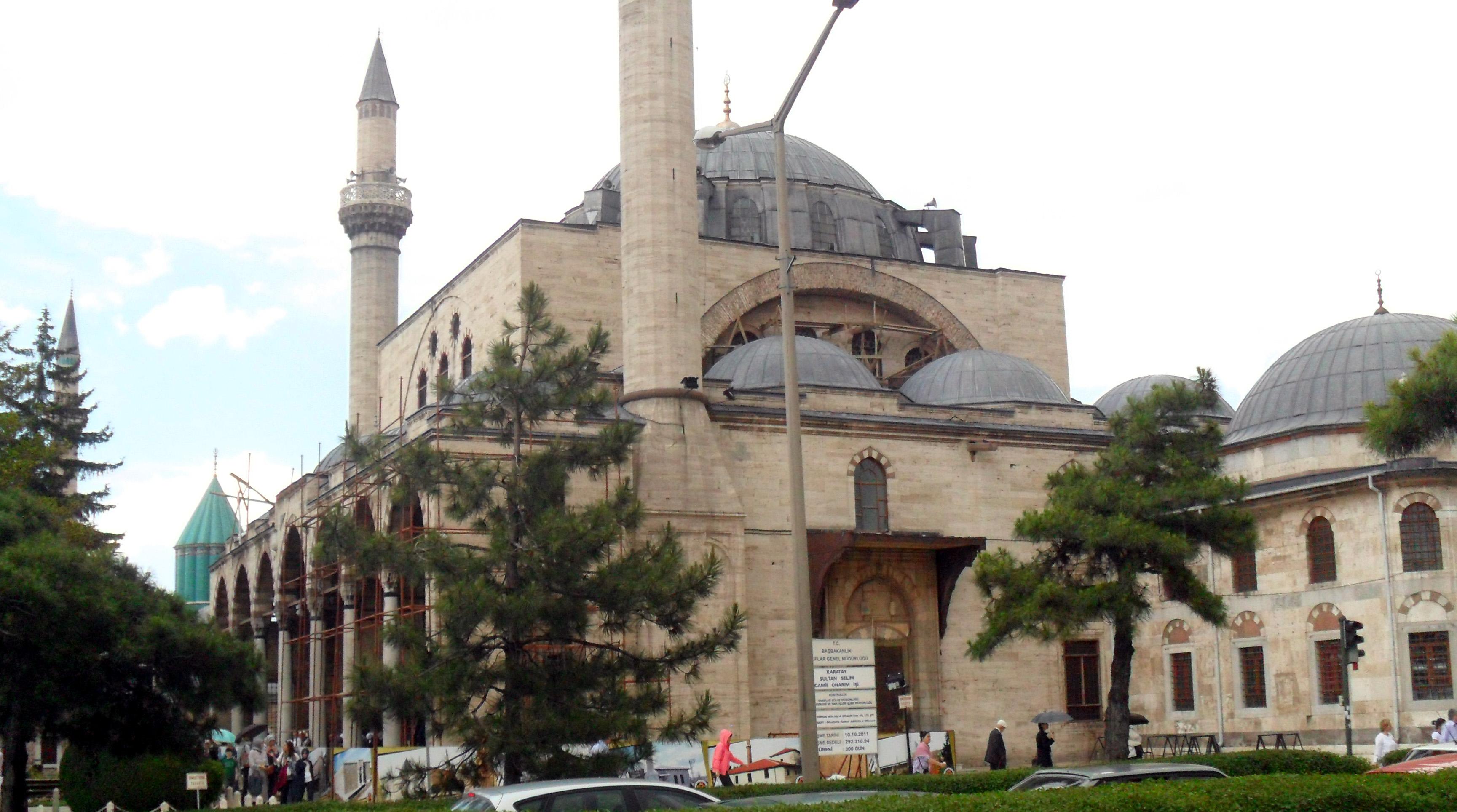 File:Selimiye Mosque, Konya.jpg