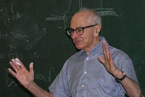 Serge Lang mathematician