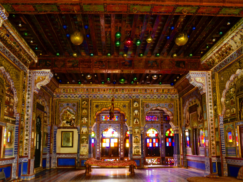 Sheesh Mahal Mehrangarh Fort