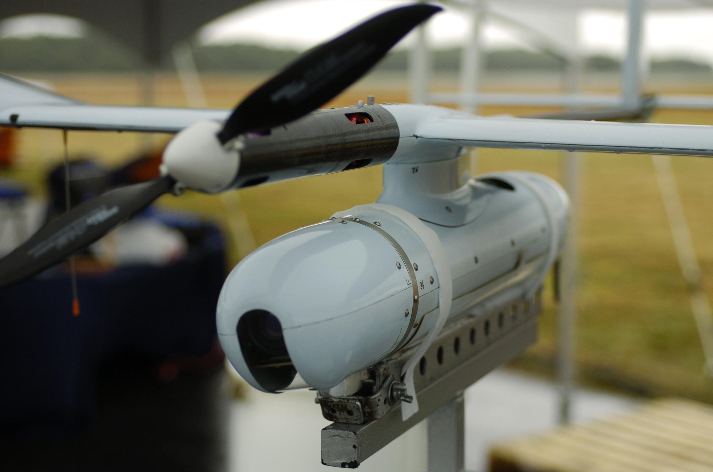 «ديبكا» يكشف تفاصيل أول صفقة سلاح بين إسرائيل والأردن Skylark_1_close_up