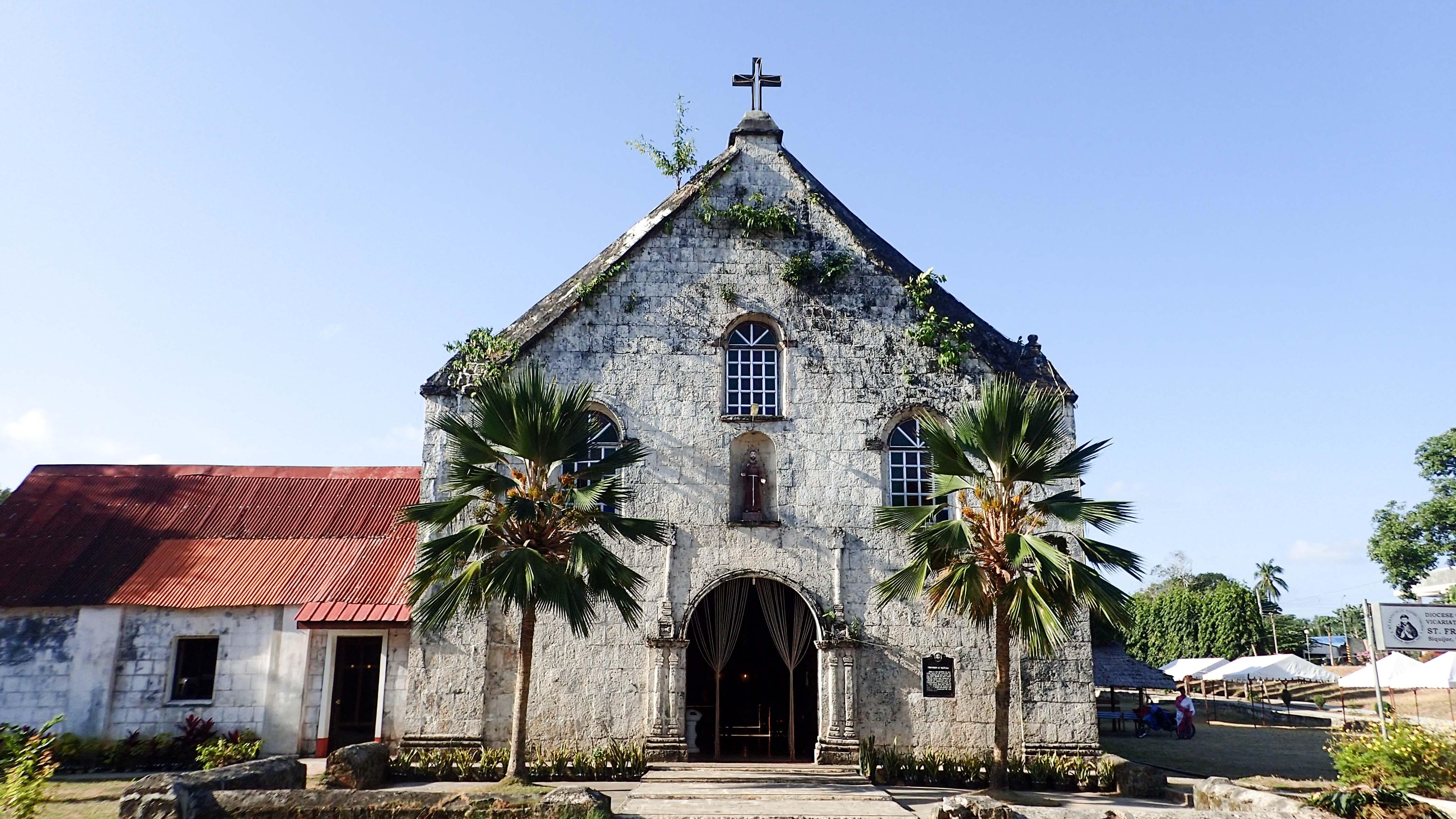 Filest Francis Of Assisi Church Siquijor Siquijorg