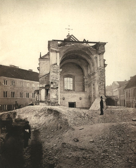 File:St Joseph Church demolition.jpg
