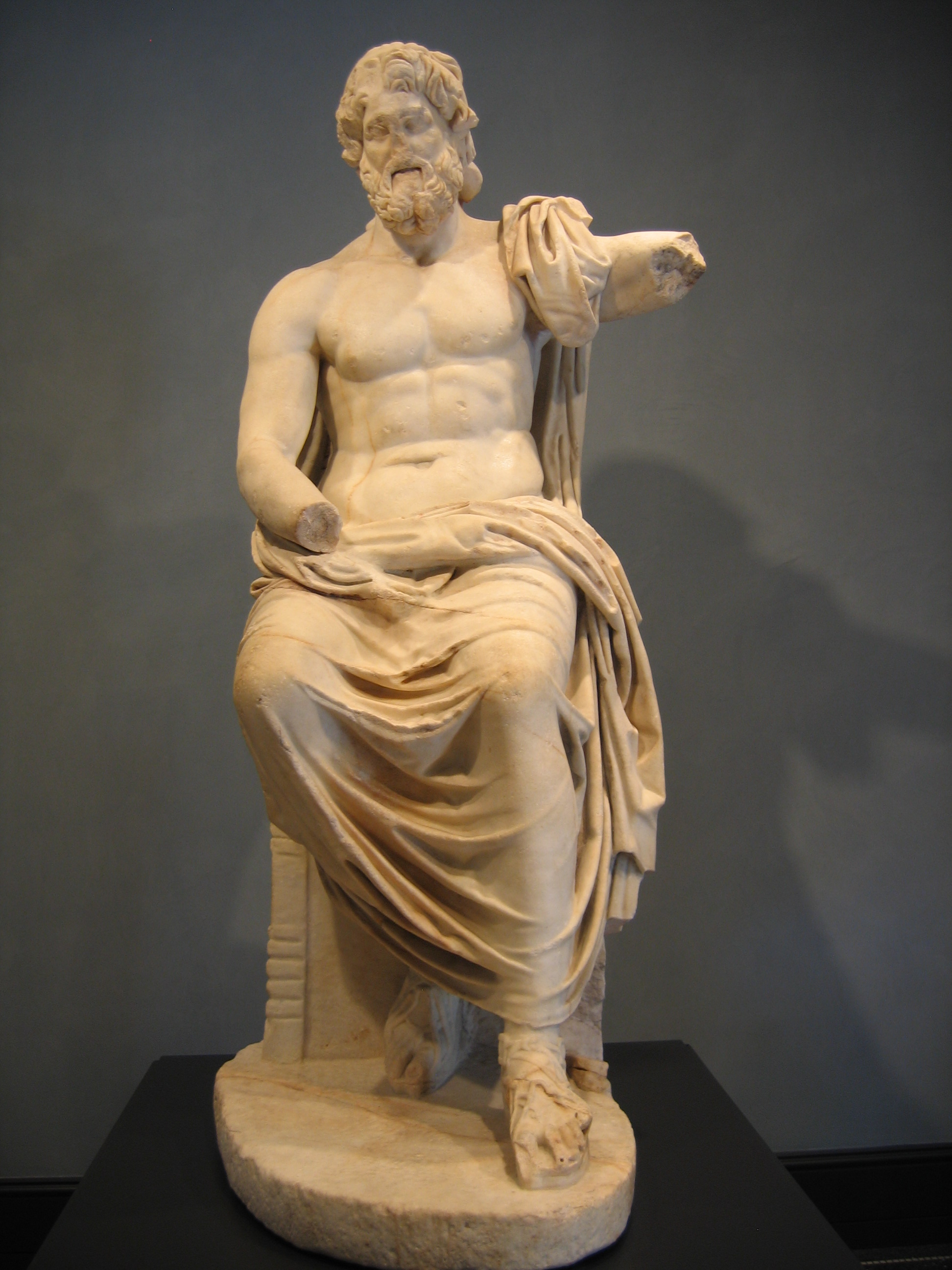1000 Images About Zeus On Pinterest Statue Of Olympia