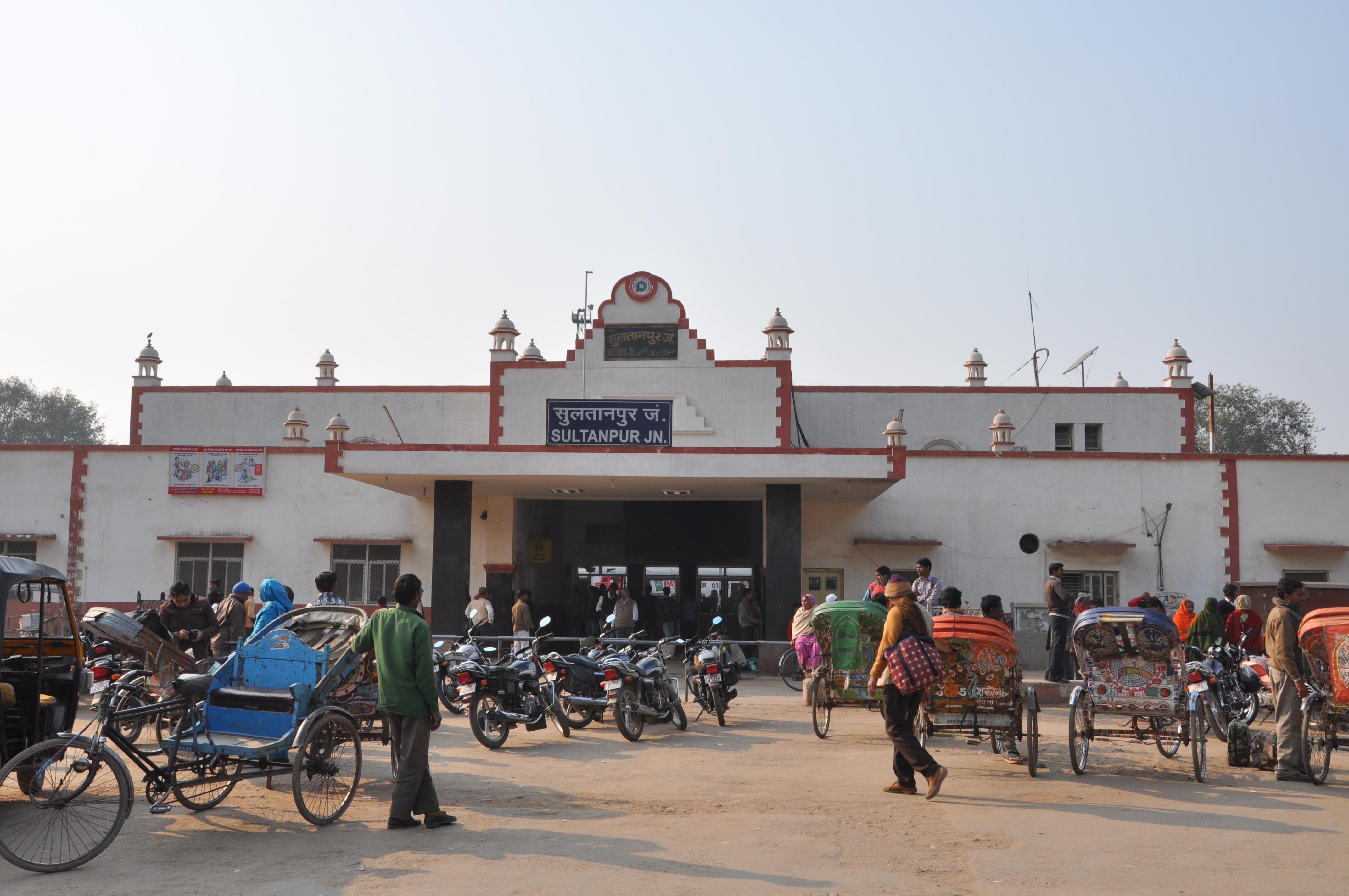 Sultanpur, Uttar Pradesh - Wikipedia