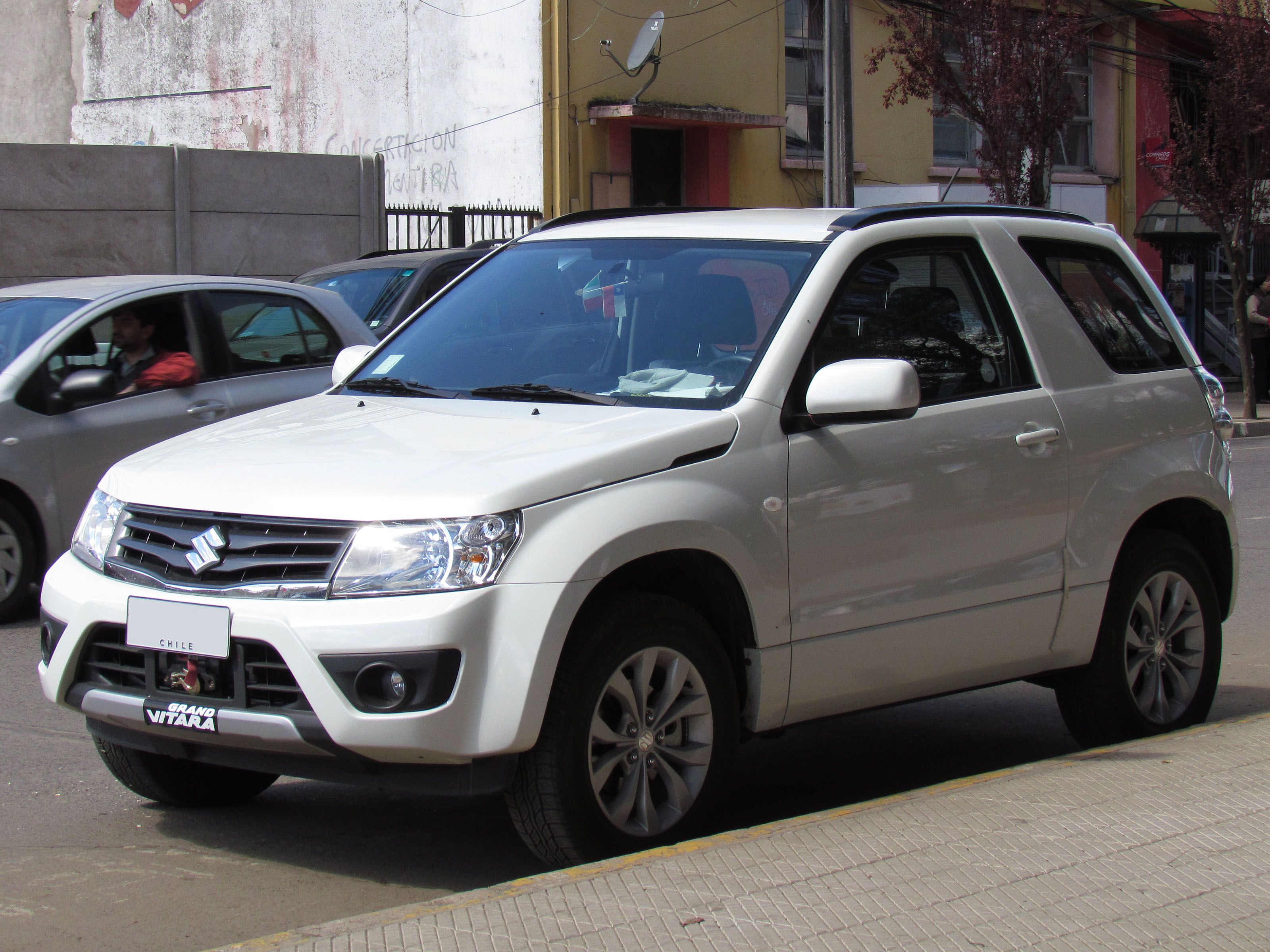 Suzuki Grand Vitara Sport Review