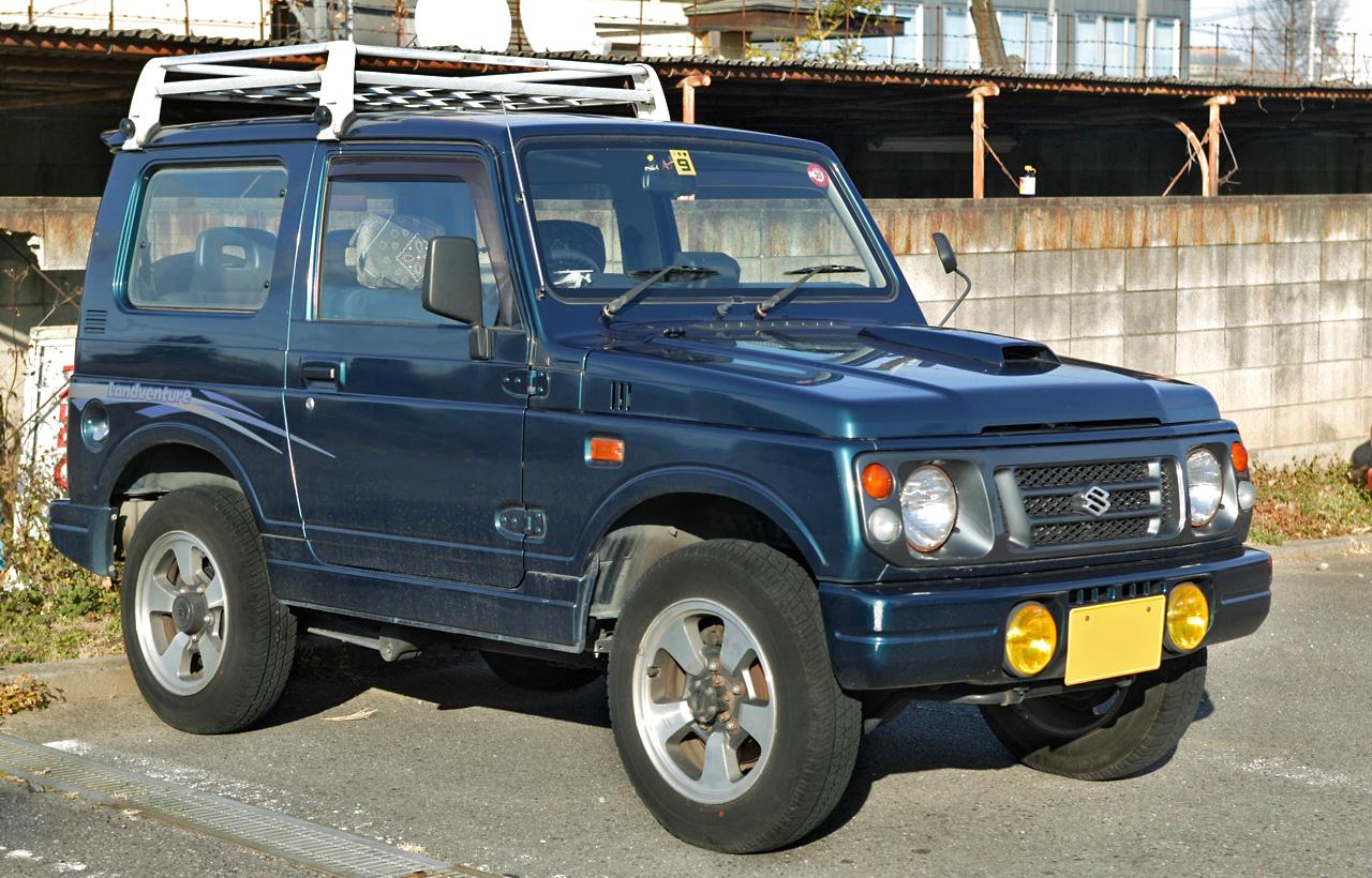 Turbo Suzuki Samurai