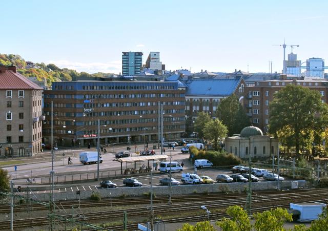 långt hår lagd vattensporter i Göteborg