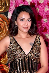 Swara Bhaskar at Lux Golden Rose Awards 2018 (24) (cropped).jpg