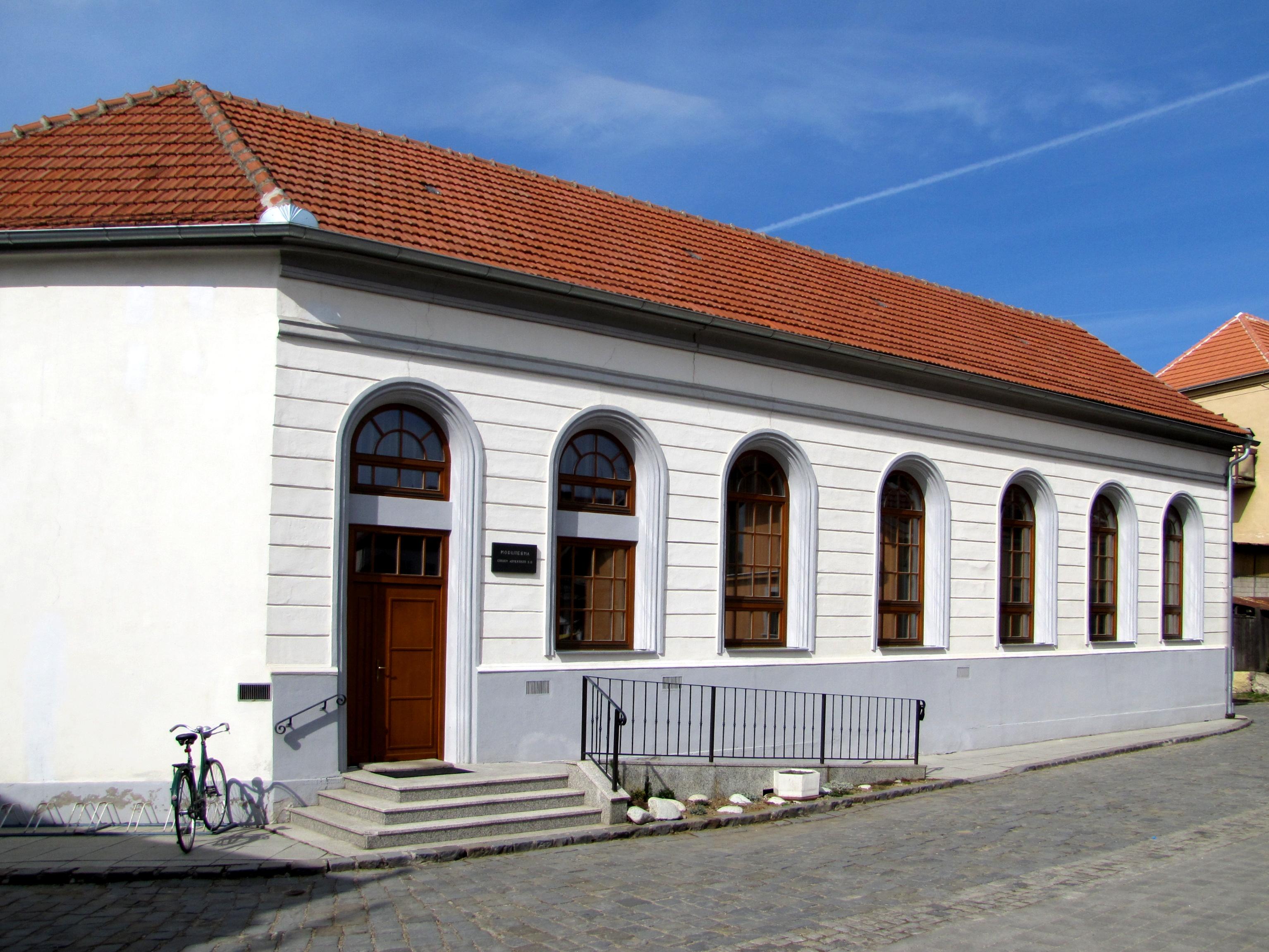 Synagoga ve Veselí nad Moravou