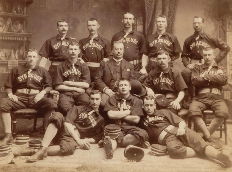 Syracuse Stars 1889