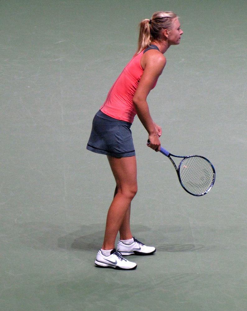 File:Szarapowa na WTA Tour Championships 2012 - mecz z