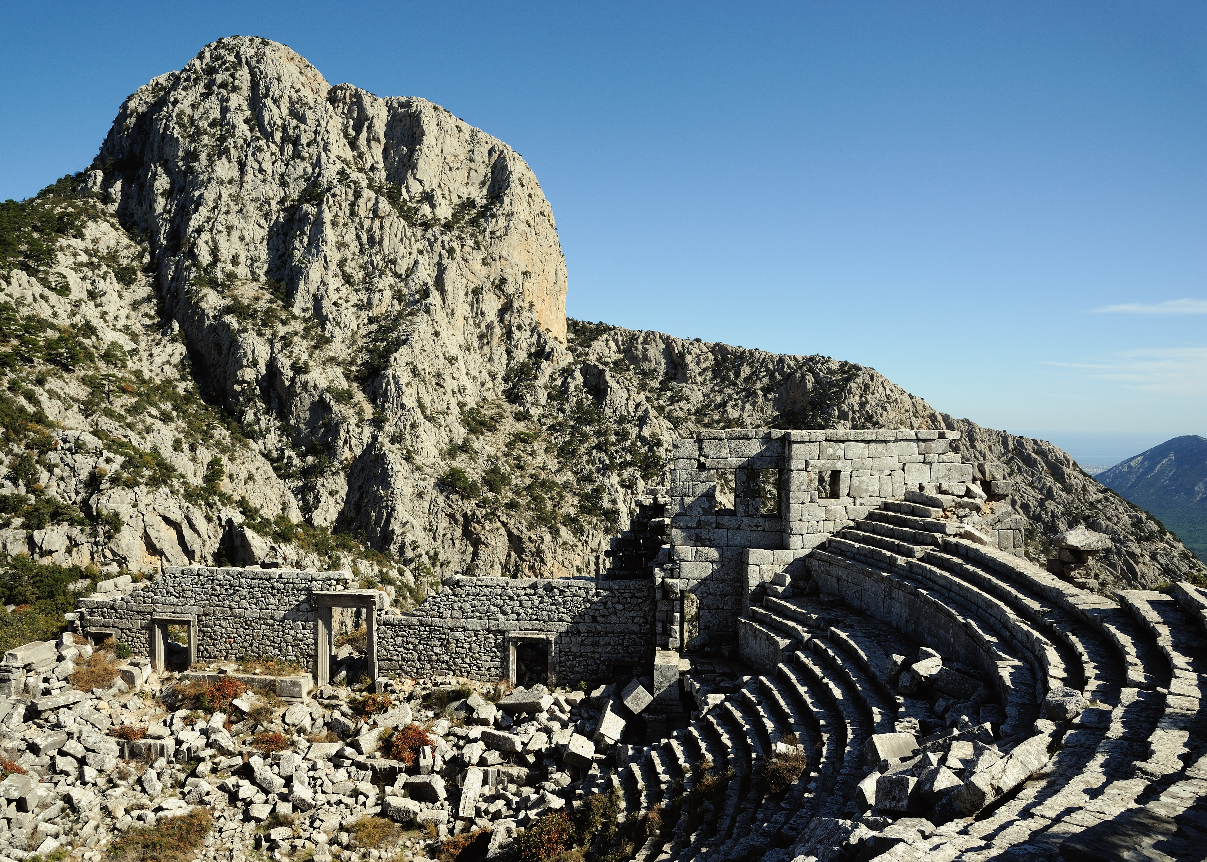 File:Termessos Amphitheatre.jpg - Wikimedia Commons