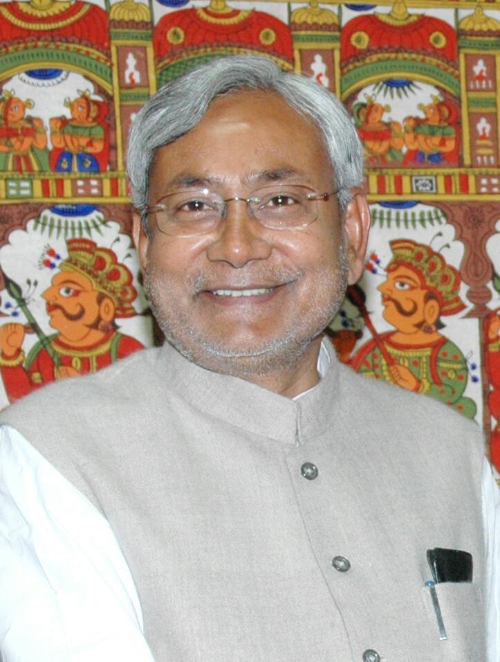 Nitish Kumar - Wikipedia