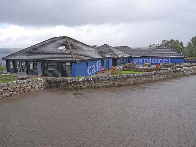 Tower Knowe Visitor Centre - geograph.org.uk - 1362813