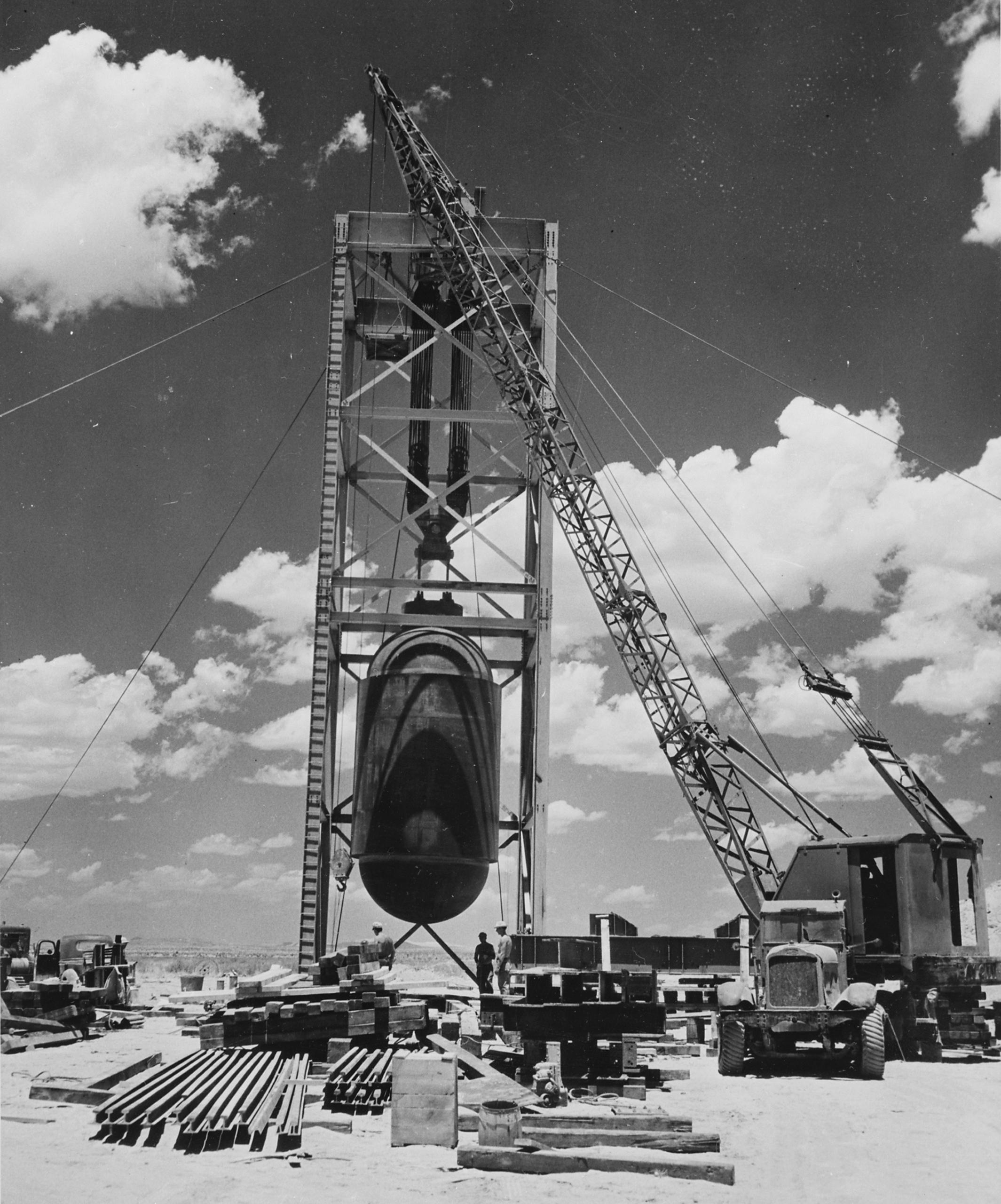 Atomic Bomb Project