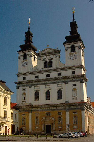 St. John the Baptist Cathedral (Trnava)