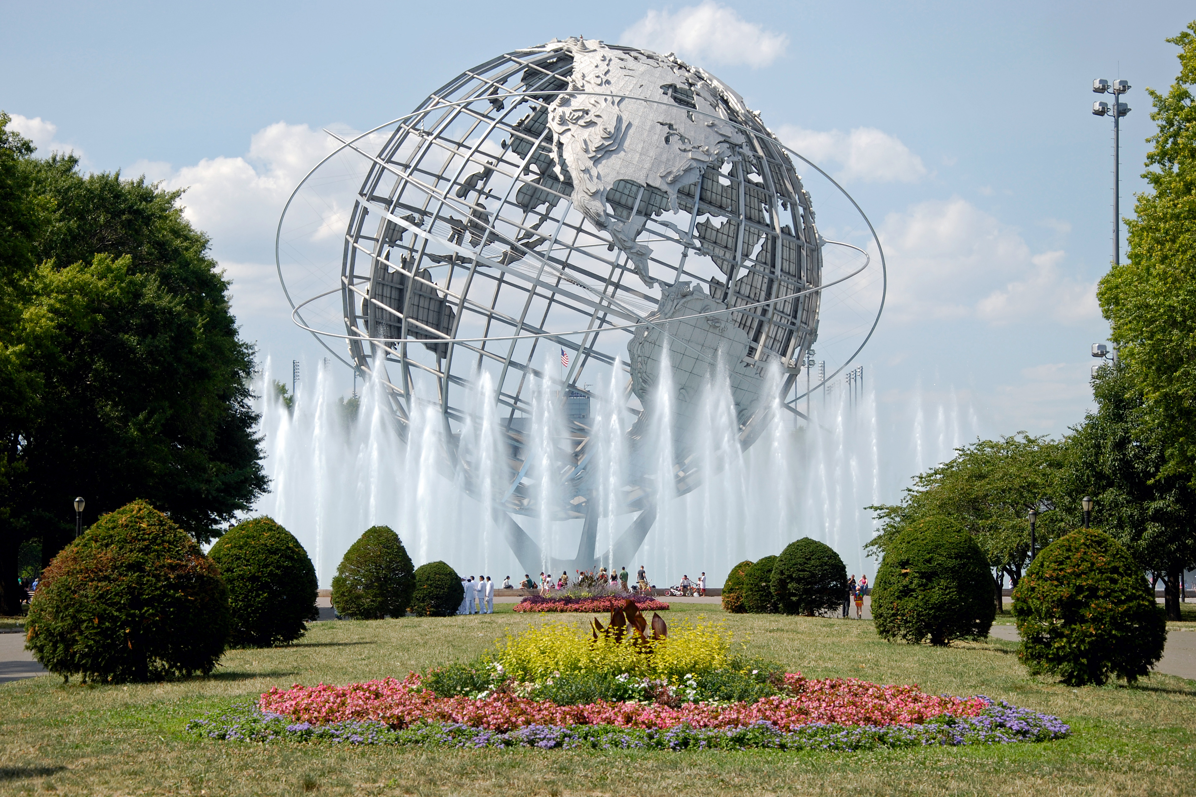 how to get to flushing meadows park