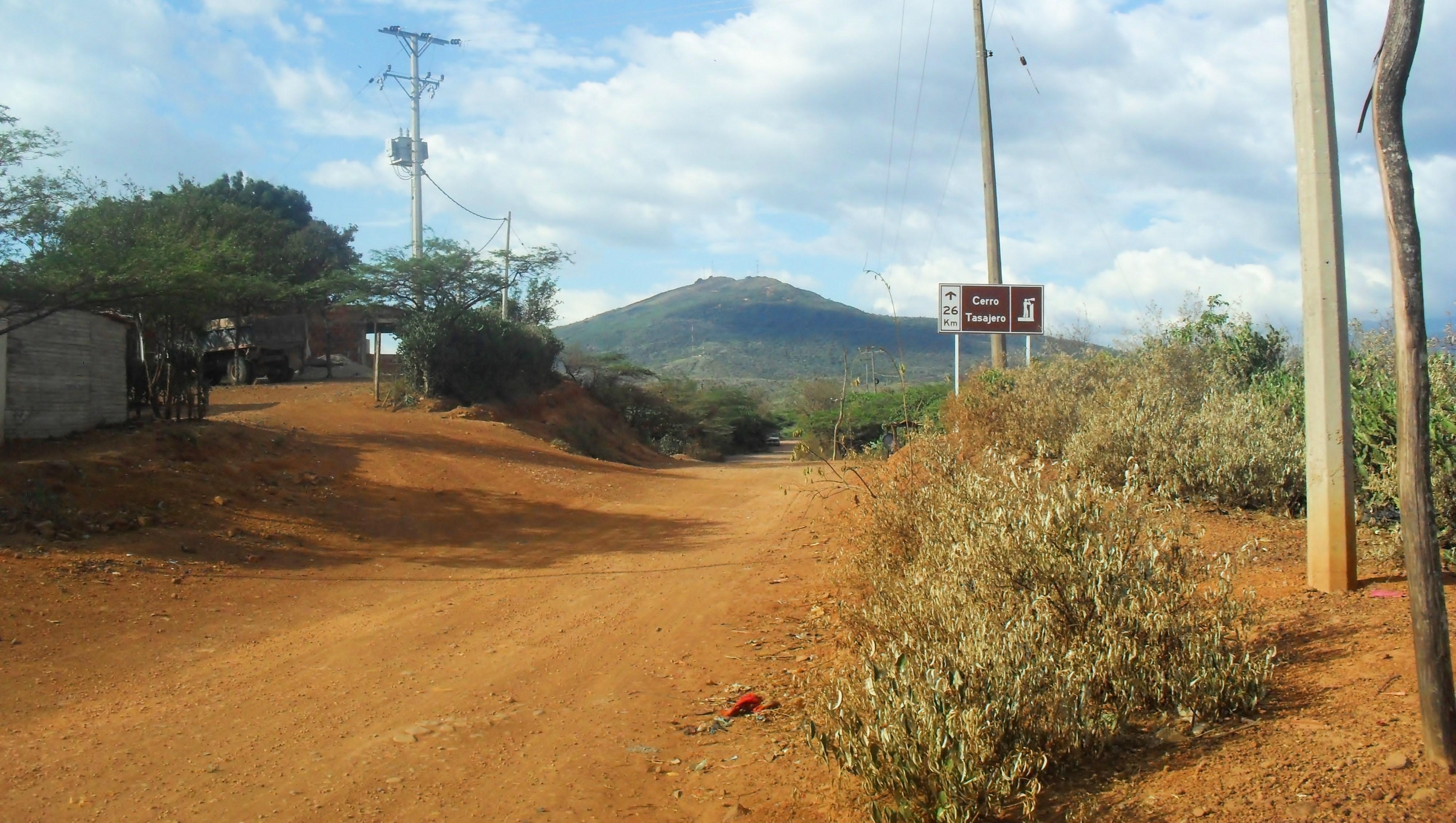 Resultado de imagen para Cerro Tasajero CUCUTA