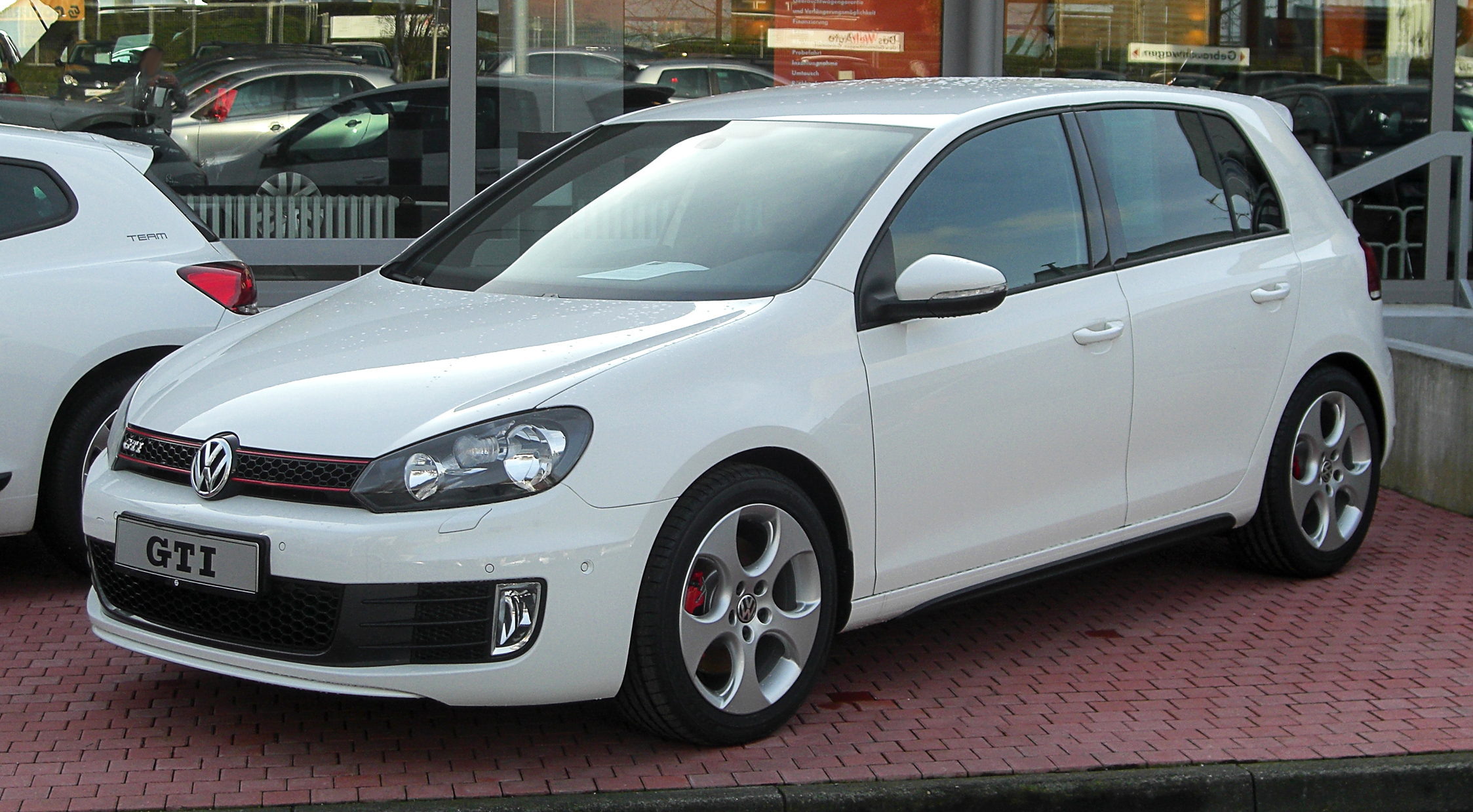 vw gti mk6 autos post. Black Bedroom Furniture Sets. Home Design Ideas