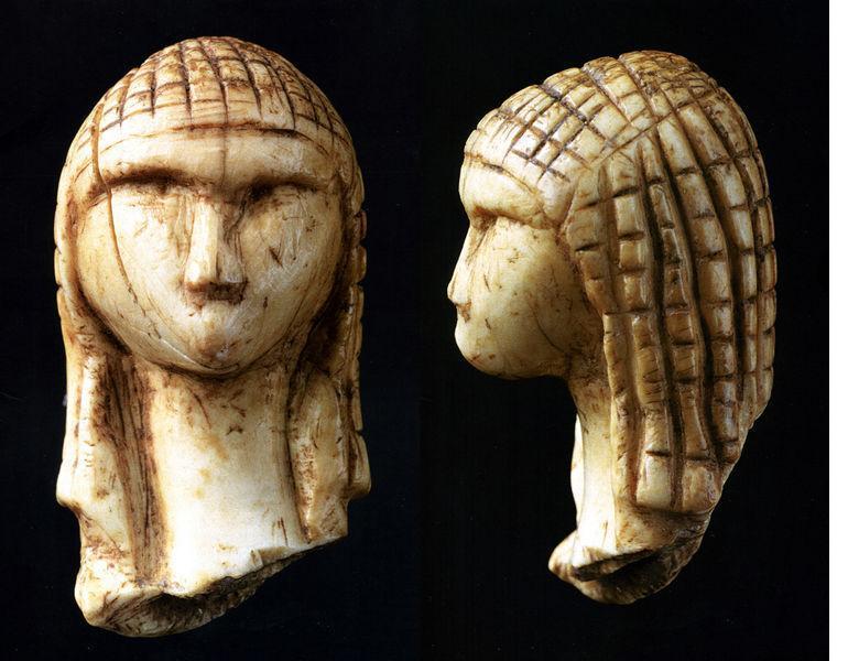 Sculpture - Brassempouy - Préhistoire - Paléolithique - SchoolMouv - Histoire - CM1