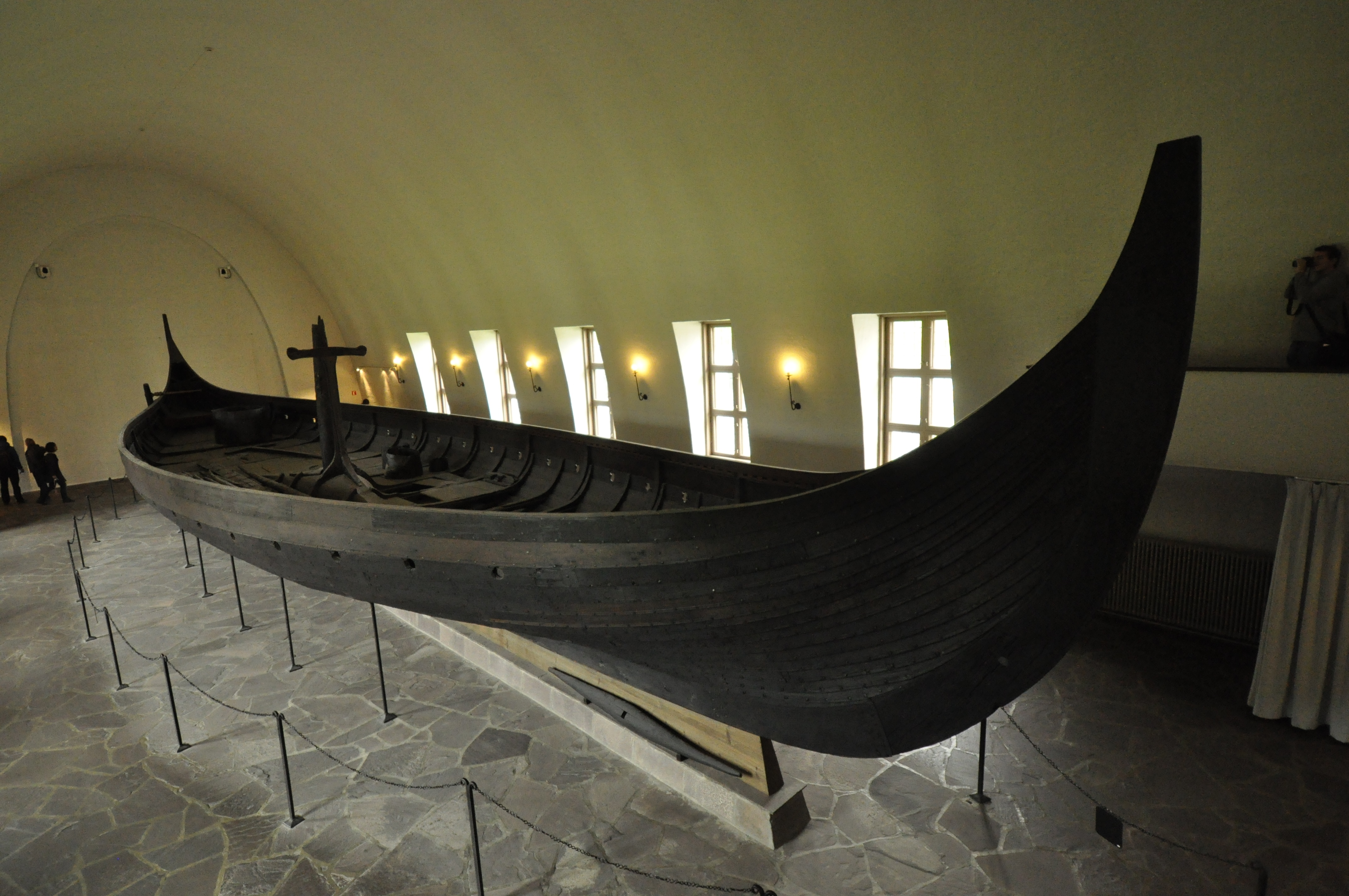 Viking ship museum; day trip from oslo