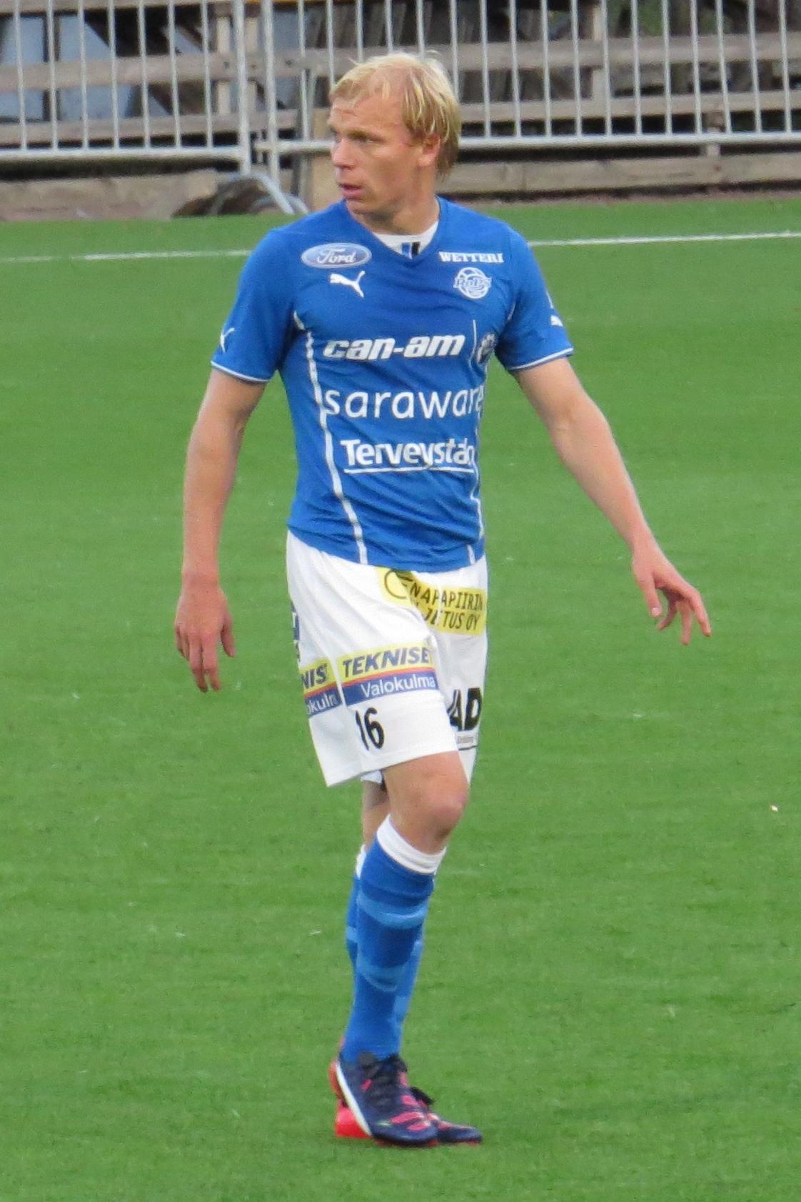 Ville Saxman