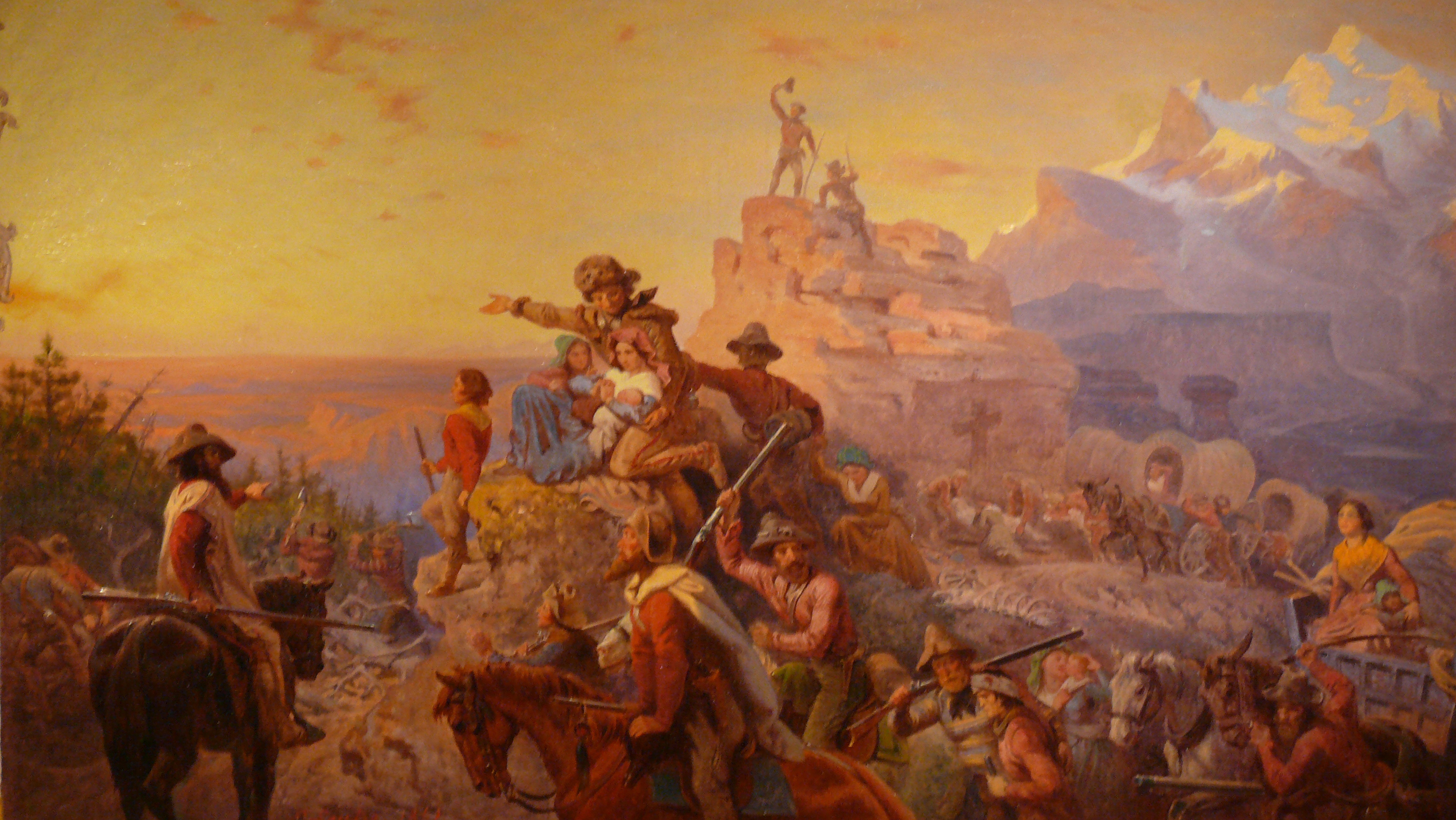 manifest destiny simple english the encyclopedia manifest destiny