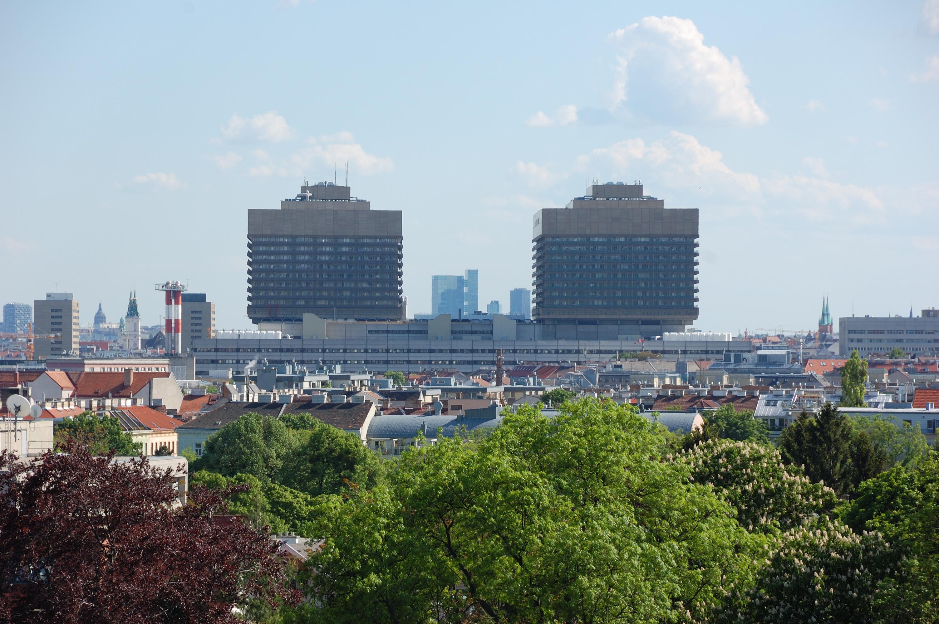 Krankenhäuser Wien