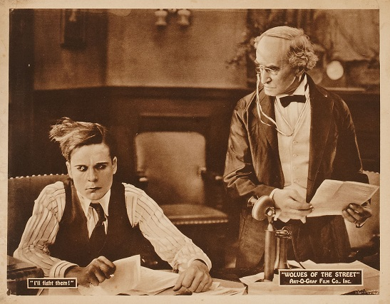 "Image result for ""wolves of the street"" 1920 movie"