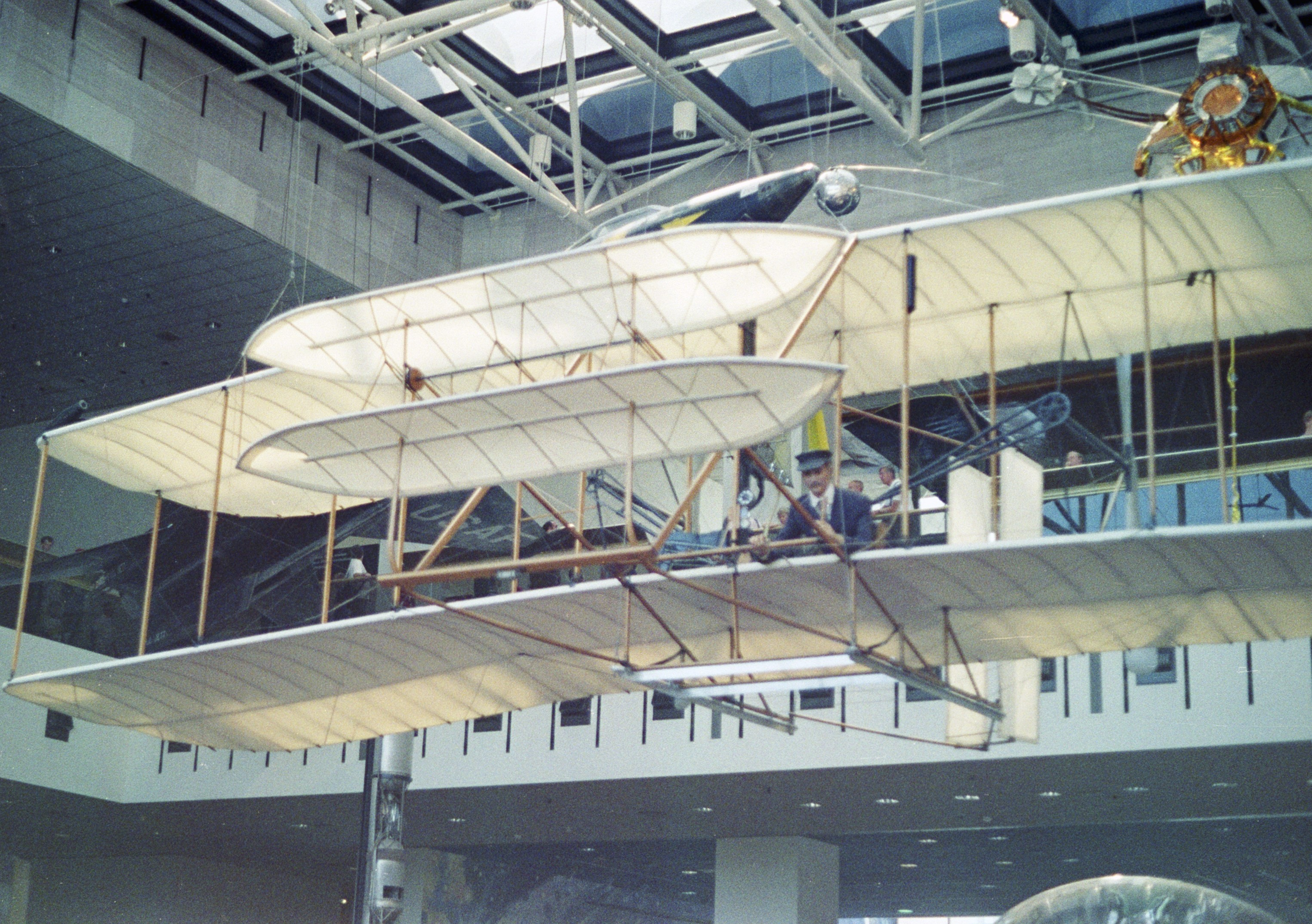 File Wright Flyer National Air And Space Museum Washington Dc