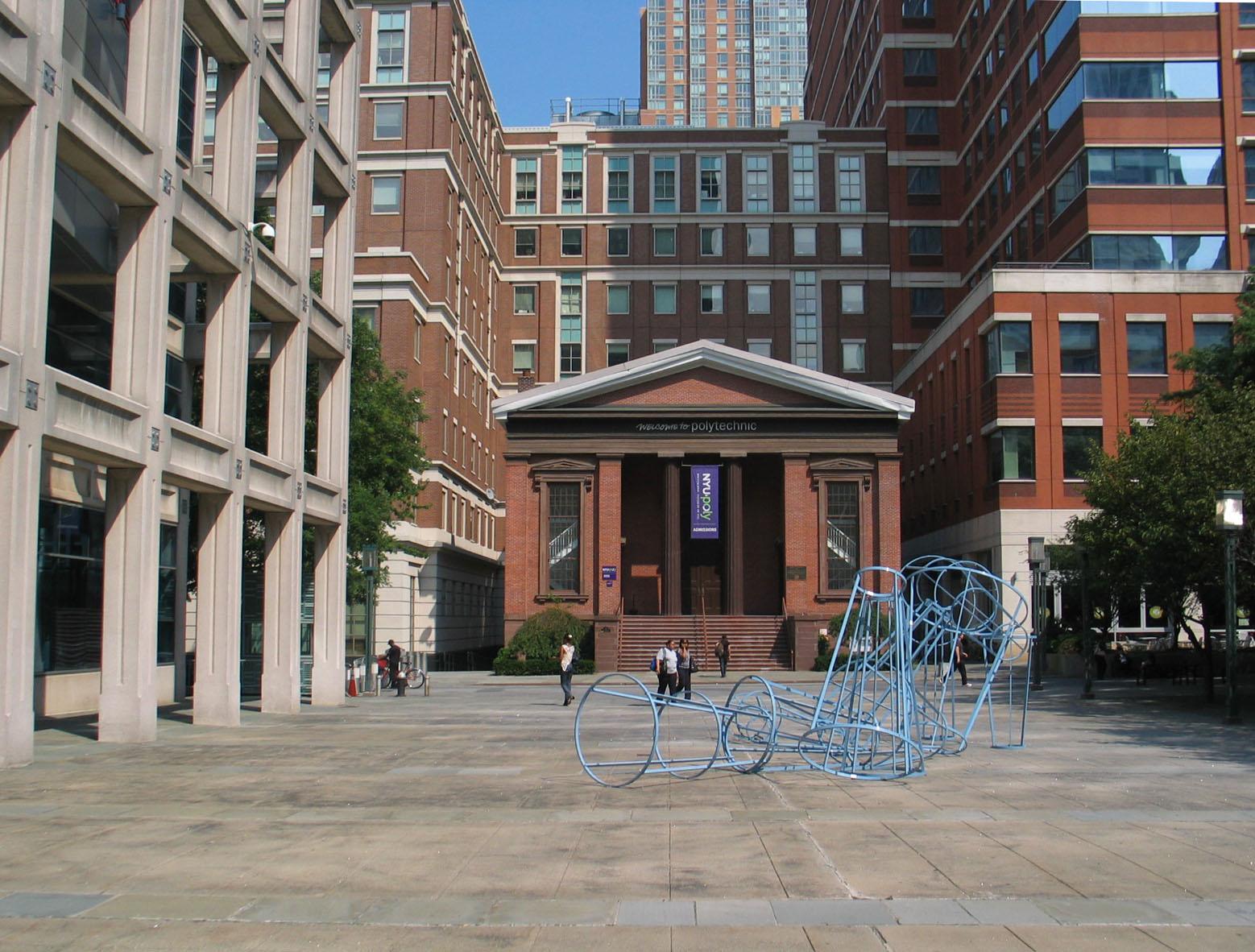 image of New York University Tandon School of Engineering