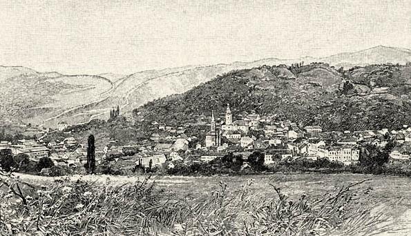 Zalau 19th century.jpg