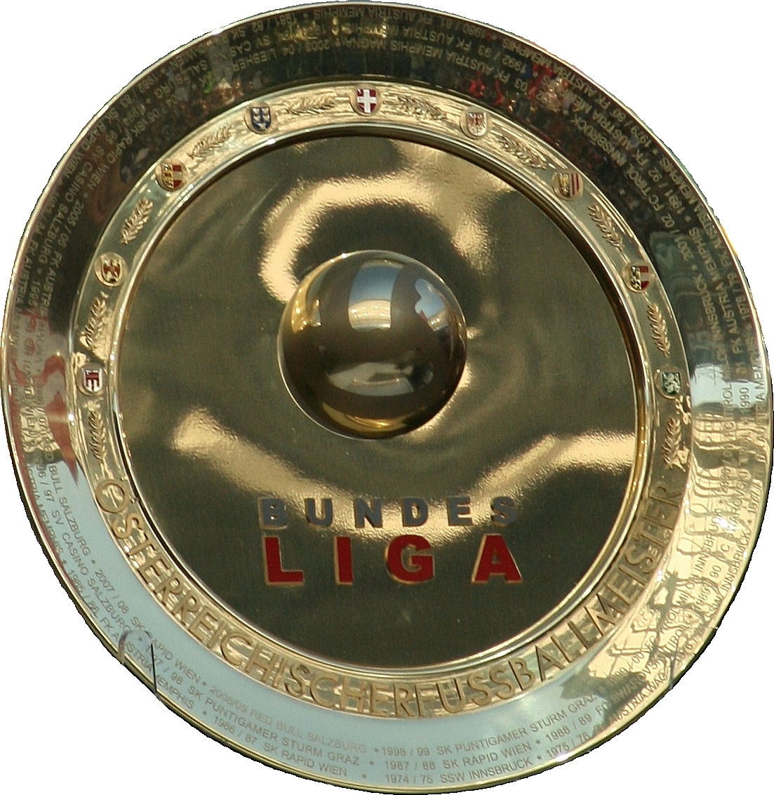 Fu ball bundesliga austria wikipedia for Bundesliga tabelle