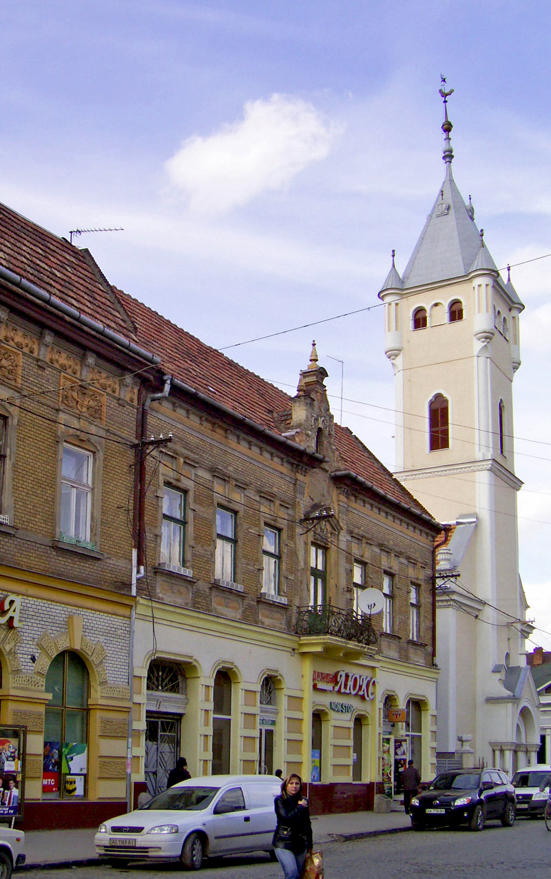Мукачеве - Реформатська церква PIC 0271.jpg