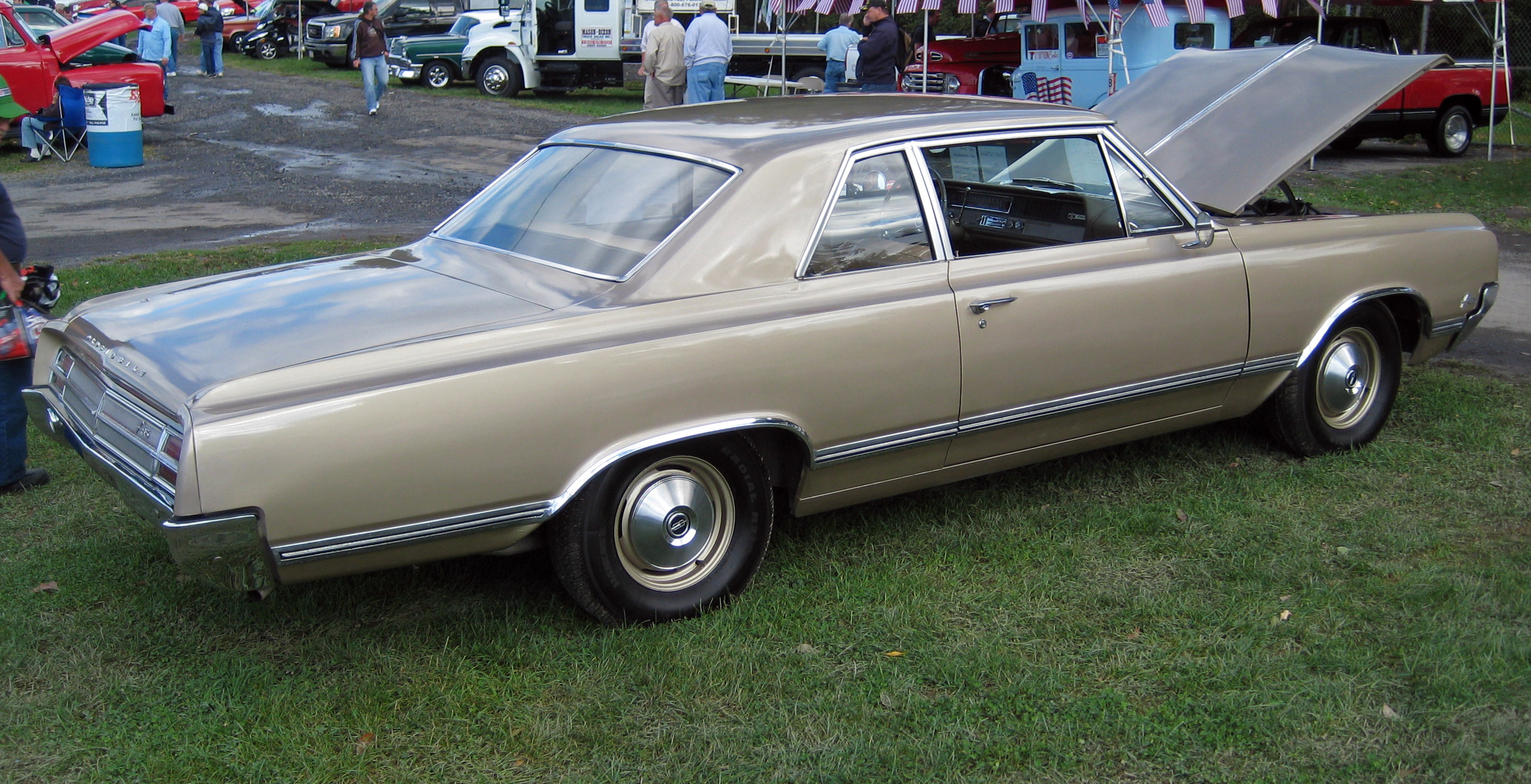 File 1965 Oldsmobile F 85 2dr Coupe Rear Right Jpg