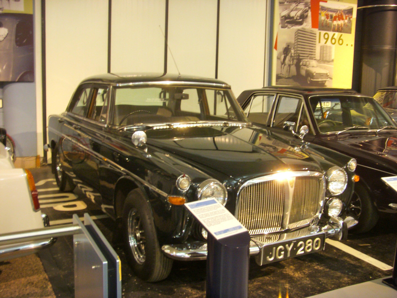 File:1974 Rover P5B (HM Queen Elizabeth II personal car ...