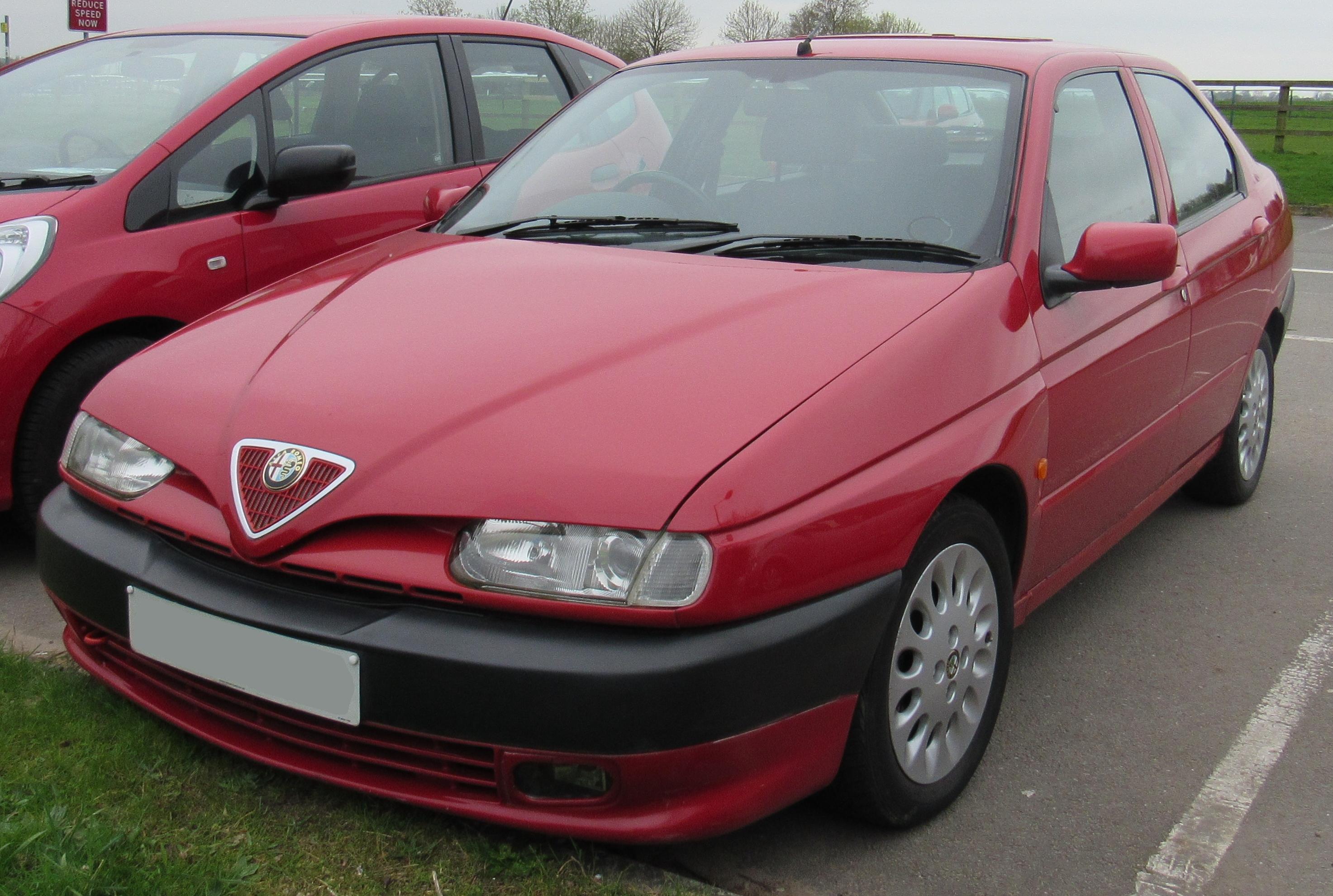 Alfa Romeo 145 Wikiwand