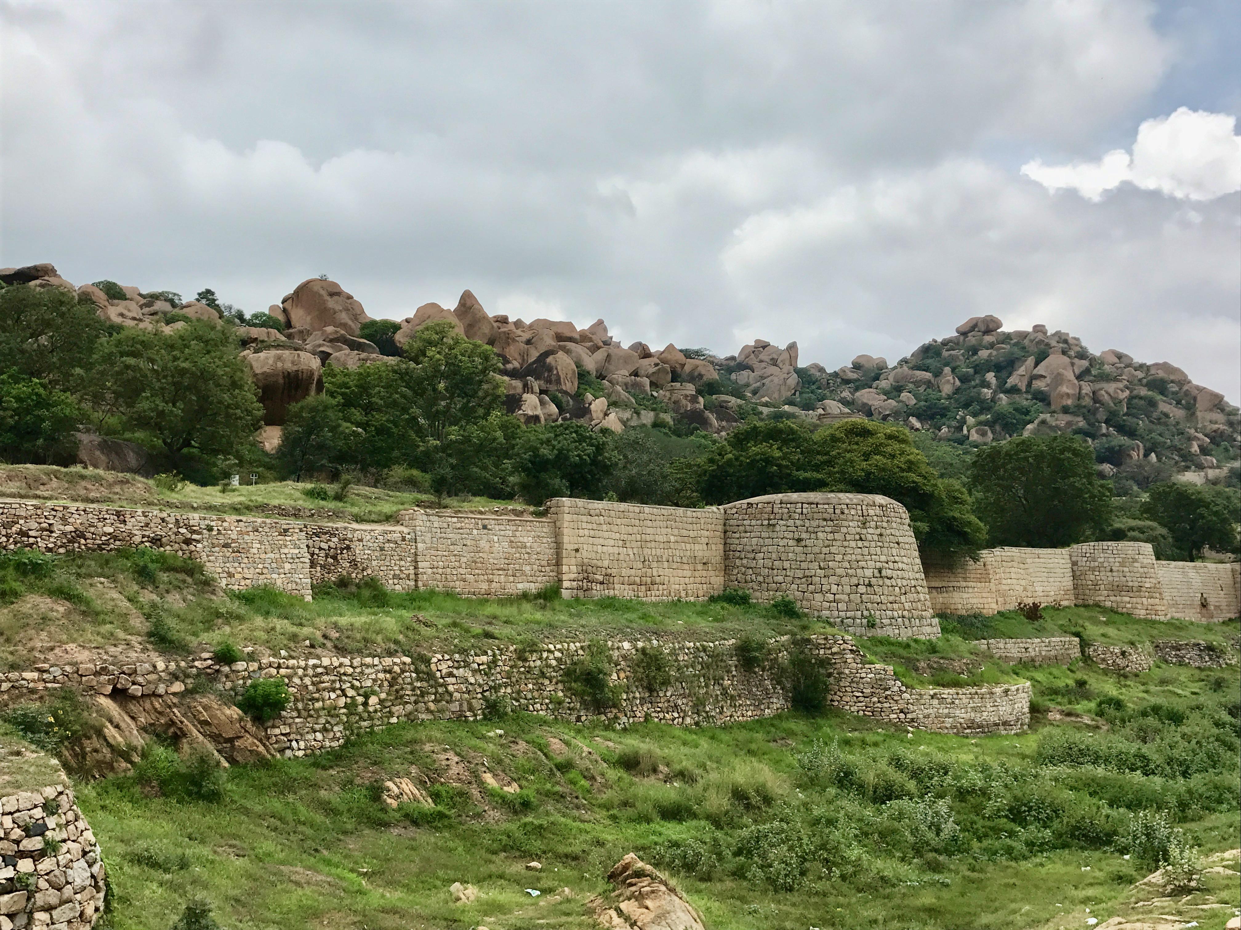Chitradurga Fort Wikipedia