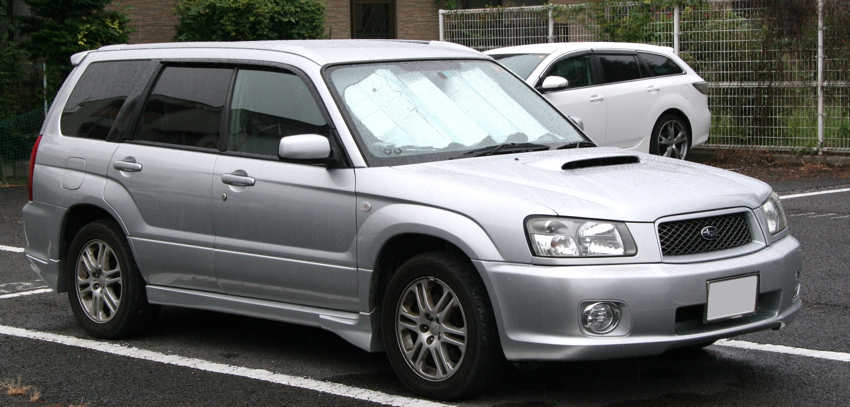 Grill subaru forester owners forum for Subaru forester paint job cost